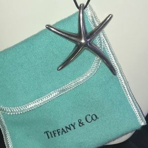 Tiffany & Co Sterling Elsa Peretti Large Starfish